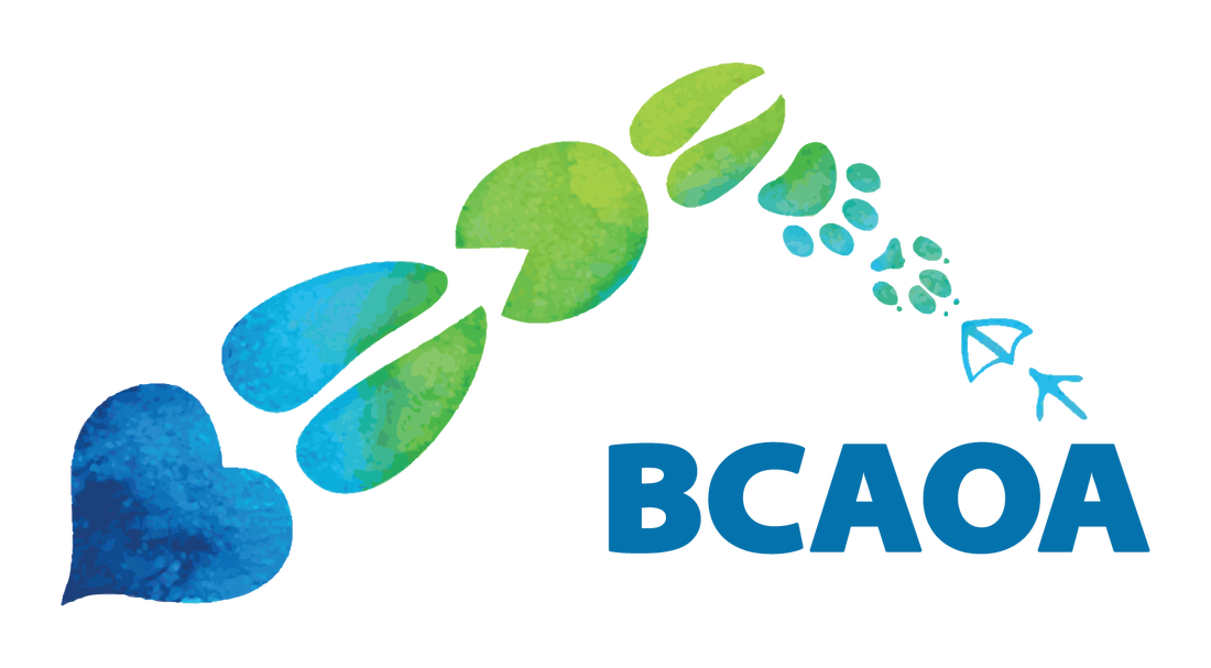 logo for BC Animal Owner's Rights Association